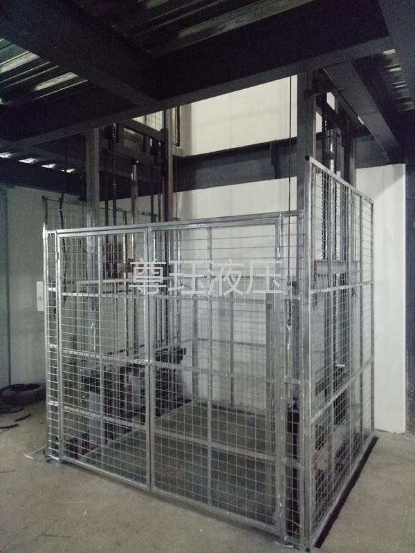 SJD1-3双轨升降货梯