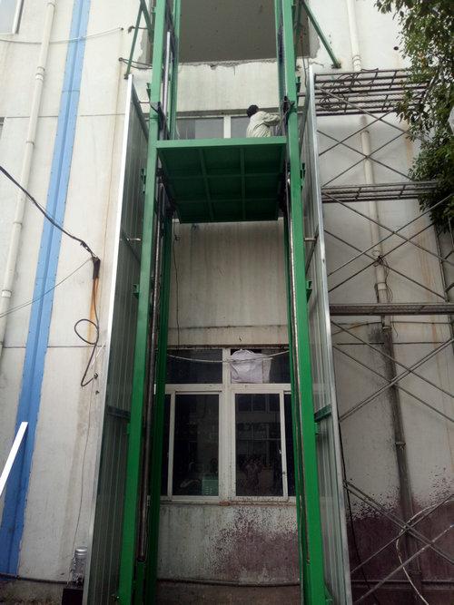 双轨升降货梯